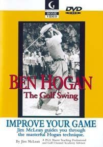 Ben Hogan The Golf Swing DVD