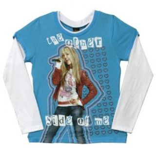 Hannah Montana   Alter Ego Youth 2Fer Long Sleeve