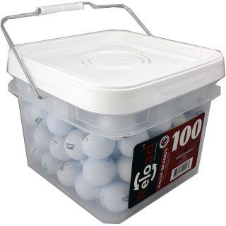 Slazenger Recycled Golf Balls (Pack of 100)