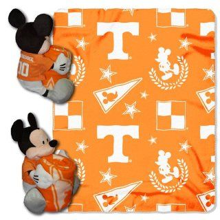 Tennessee Mickey Mouse Pillow / Throw Combo Sports