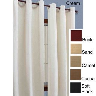 Jenny George Designs Chenille 96 inch Window Panels (Set of 2