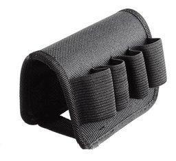 Matrix Shotgun Shell Holder Pouch for Shotguns   Black