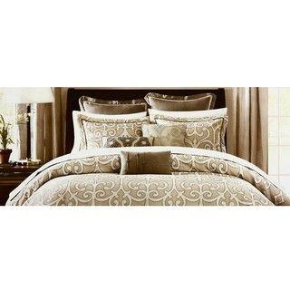 Robert Allen Adeso Queen size 4 piece Comforter Set
