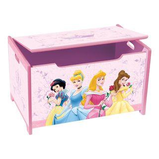 Delta Disney Princess Toy Box