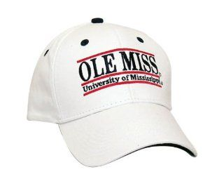 NCAA Ole Miss Rebels The Game Classic Bar Adjustable Cap