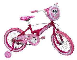 Littlest Pet Shop 16 Inch Bicycle Bike (Pink) Sports