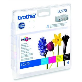 Brother LC970VALBP   Achat / Vente CARTOUCHE IMPRIMANTE Brother