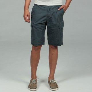 Calvin Klein Mens Ripstop Cargo Shorts