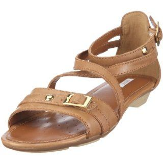 Donna Felisa 4 Ankle Strap Sandal,Cigar,36.5 EU/6.5 M US Shoes