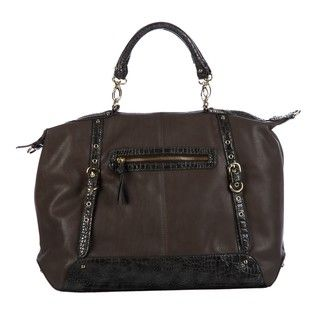 Steve Madden Amsterdam Chain Detail Large Tote Bag