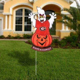 Georgia Bulldogs Halloween Light Up Ghost Figurine: Sports