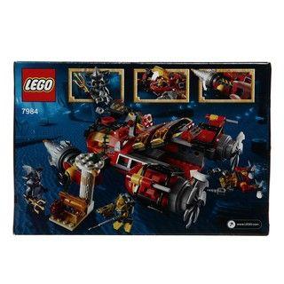 LEGO Atlantis 4611030 Lego Deep Sea Raider Toy Set