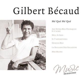 GILBERT BECAUD   Me Que Me Que   Achat CD VARIETE FRANCAISE pas cher