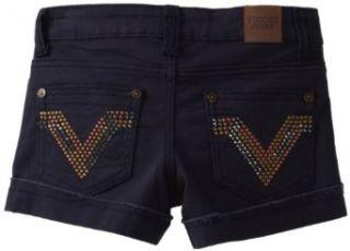 Vigoss Girls 7 16 Gold Tone Short Clothing
