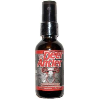 Velvet Extract Deer Antler 2 ounce Spray
