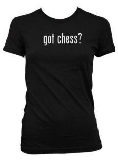 got chess? American Apparel Juniors Cut Womens T Shirt