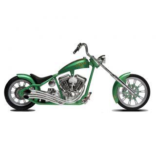 Revell 112 Scale Gambler Chopper Model Motorcycle