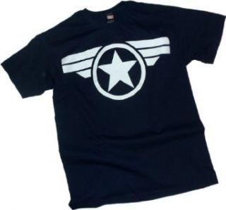 Good Ol Steve   Vintage Shield    Captain America T Shirt