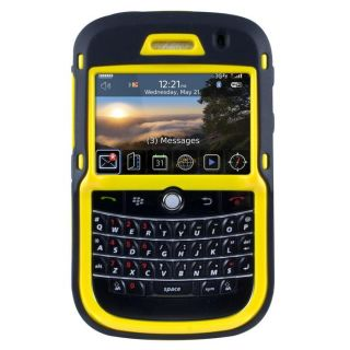 OtterBox Blackberry Bold 9000 Yellow Defender Case