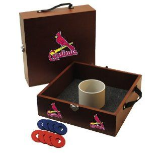 Saint Louis Cardinals St. Bean Bag Washer Toss Game
