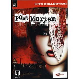 POST MORTEM / JEU PC CD ROM   Achat / Vente PC POST MORTEM