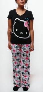 Hello Kitty One Cool Cat Womens Pajama Set (Large