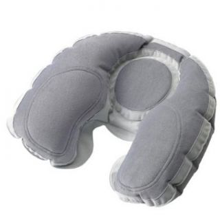 Super Snoozer Inflatable Travel Neck Pillow Clothing