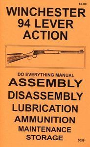 Winchester 94 Lever Action Do Everything Manual Sports