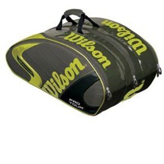 Wilson KFactor KPro Tour Super 6 Pack Tennis Bag   Army