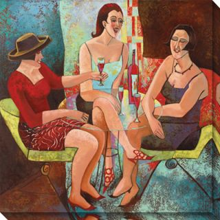 Cecile Broz Its 5 Oclock Somewhere Canvas Art Today $63.99 4.5 (6