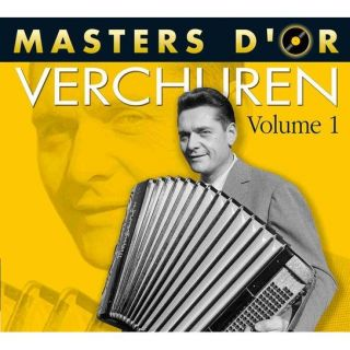 ANDRE VERCHUREN Master dOr 1   Achat CD MUSIQUE CLASSIQUE pas cher