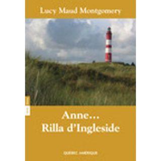 ANNERILLA DINGLESIDE T 08   Achat / Vente livre Lucy Maud