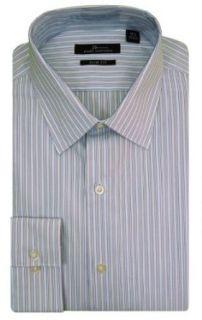 Marc Anthony Mens Long Sleeve Slim Fit 100% Cotton Dress