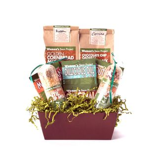 Womens Bean Project Chocolate Lovers Basket (USA)
