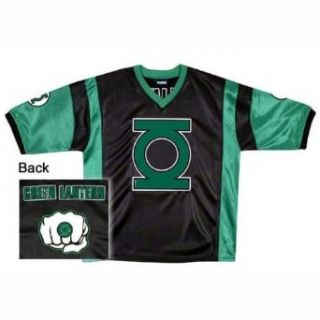 Green Lantern   Ring Football Jersey   X Large Clothing