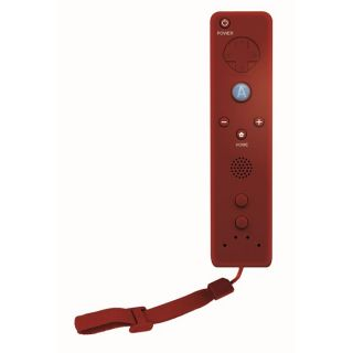 WII CONTROLLER RED BIG BEN   Achat / Vente MANETTE WII CONTROLLER RED