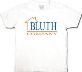 Arrested Development Bluth Company White T shirt Tee
