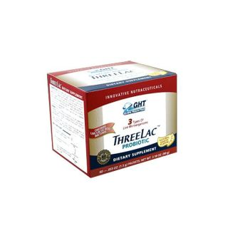 Global Health Trax ThreeLac .53 oz Probiotic Dietary Supplement (60