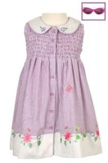 New BT KIDS Baby Girl Clothes Lavender Dress 3T $28 BT