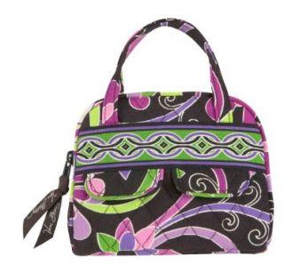 Vera Bradley Audrey Purple Punch Bag Handbag Shoes