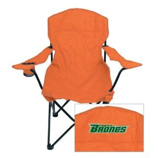 Broncs Deluxe Orange Captains Chair, UTPA Broncs Sports