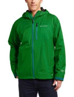 Columbia Mens Hail Tech Jacket Clothing