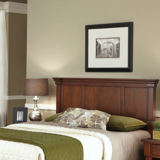The Aspen Collection Rustic Cherry Queen/Full Headboard