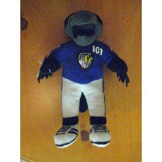 Baltimore Ravens POE #103 Mascot Plush Doll Figurine