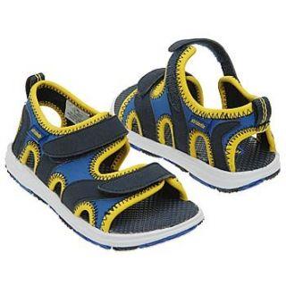 Stride Rite Boys Del Mar Water Sandal Navy 7 W Toddler Shoes