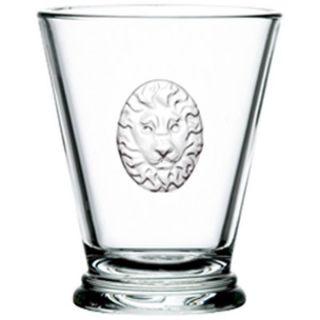 Gobelet SYMBOLIC LION H 10.5 cm   Achat / Vente VERRE   FLUTE Gobelet