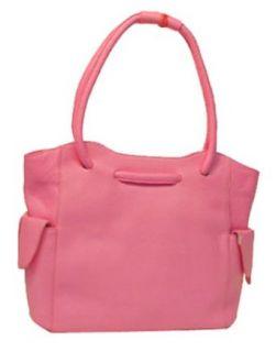 Pink Soft Pink Oversized Tote Bag Handbag Purse Clothing
