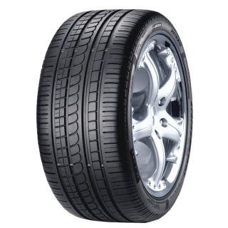 Pneumatique été Pirelli 275/40ZR20 106Y XL P Zero Rosso Asimmetrico
