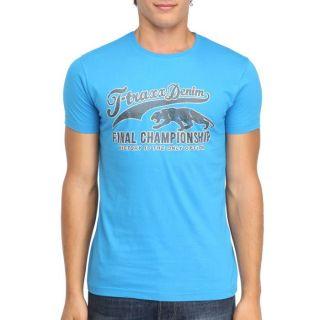 TRAXX T Shirt Homme Bleu Bleu   Achat / Vente T SHIRT T TRAXX T