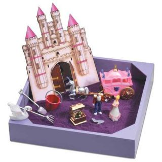Be Good Company My Little Sandbox Princess Dreams Pink/Purple Playset